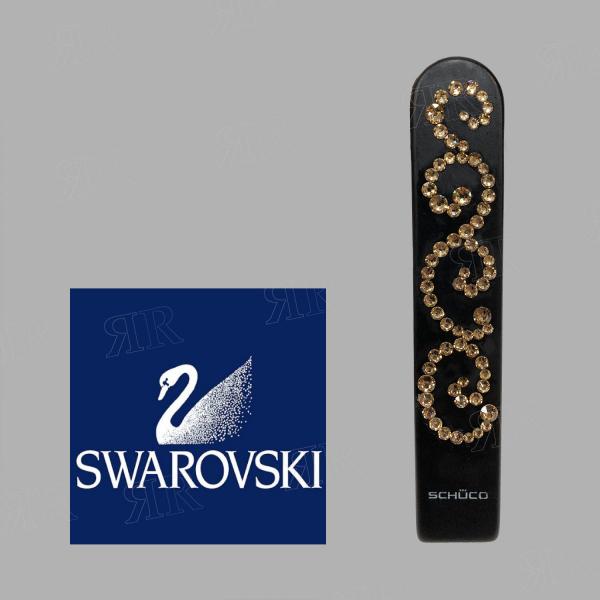 Ручка оконная Schuco со стразами CRYSTALS from SWAROVSKI