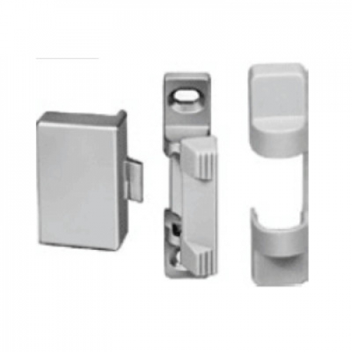 Ограничитель щелевого проветривания, цвет: silver-look  Schuco 223164