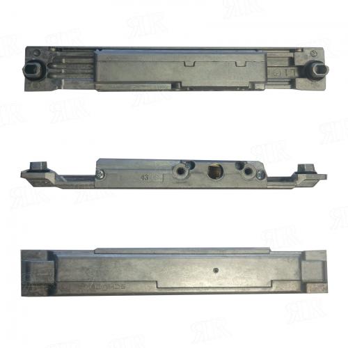 Камерный редуктор  43 мм. Левый Schuco 243037
