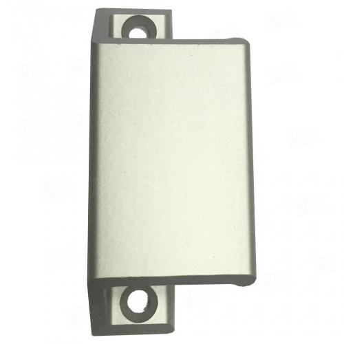 Ручка дверная притяжная цвет: silver-look Schuco 209019